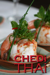 Chedi Thai McMahons Point NSW